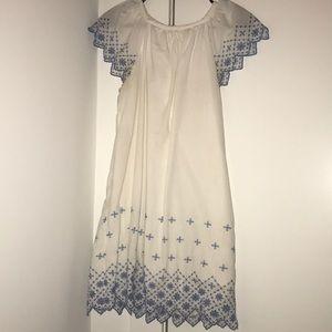 White dress(kids)